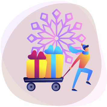 Xmaket - New Year sprint of traders!
